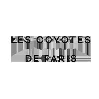 LES COYOTES DE PARIS logo