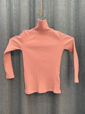 KNITTED TURTLE NECK logo